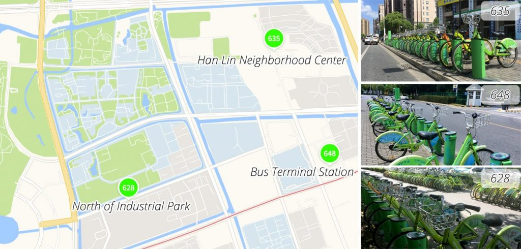 SHORT-TERM PREDICTION FOR BIKE-SHARING SERVICE USING MACHINE LEARNING
