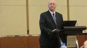 Public speech by Prof. Graham Currie