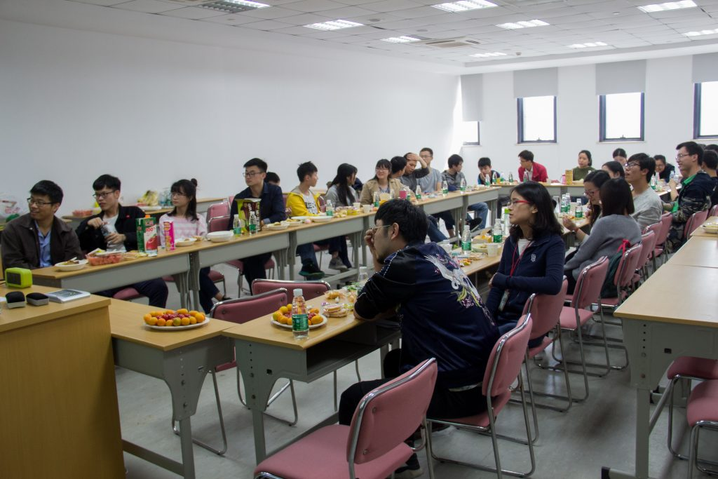 Director Prof Rose and Prof Vu visit suzhou