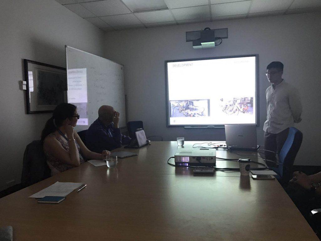 PhD Confirmation: Tianqi Gu