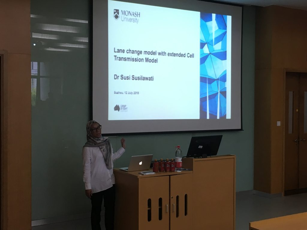 special lecture from Monash